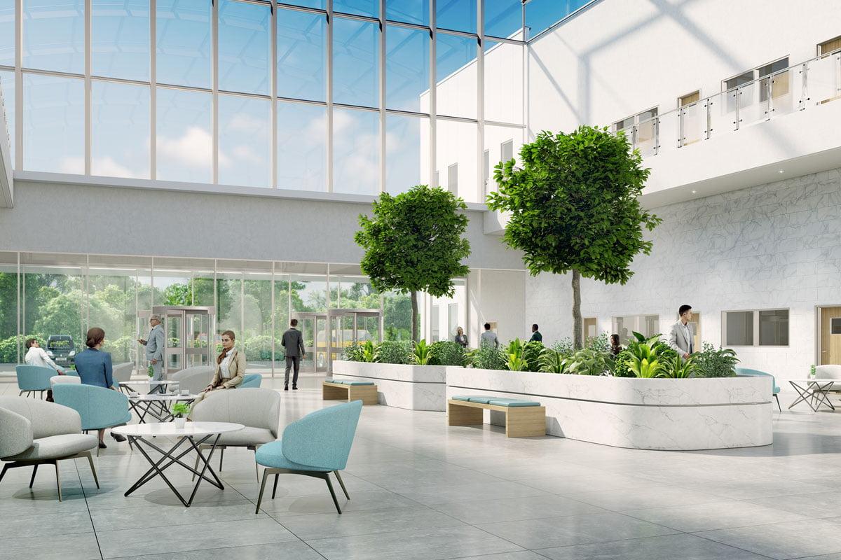 Offsite Built Hospital Design