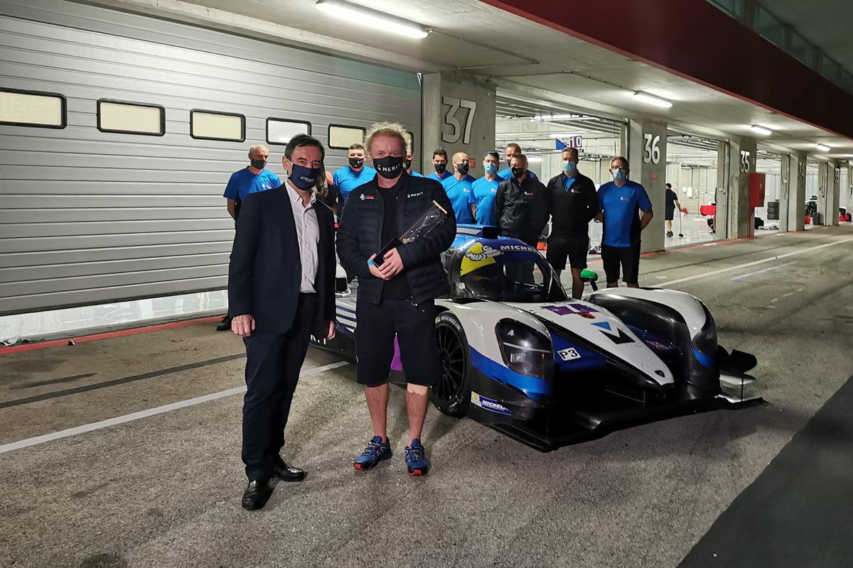 Merit Le Mans Race Victory