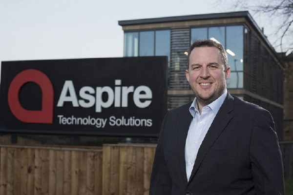 North East Business Awards - Aspire Technology Solutions