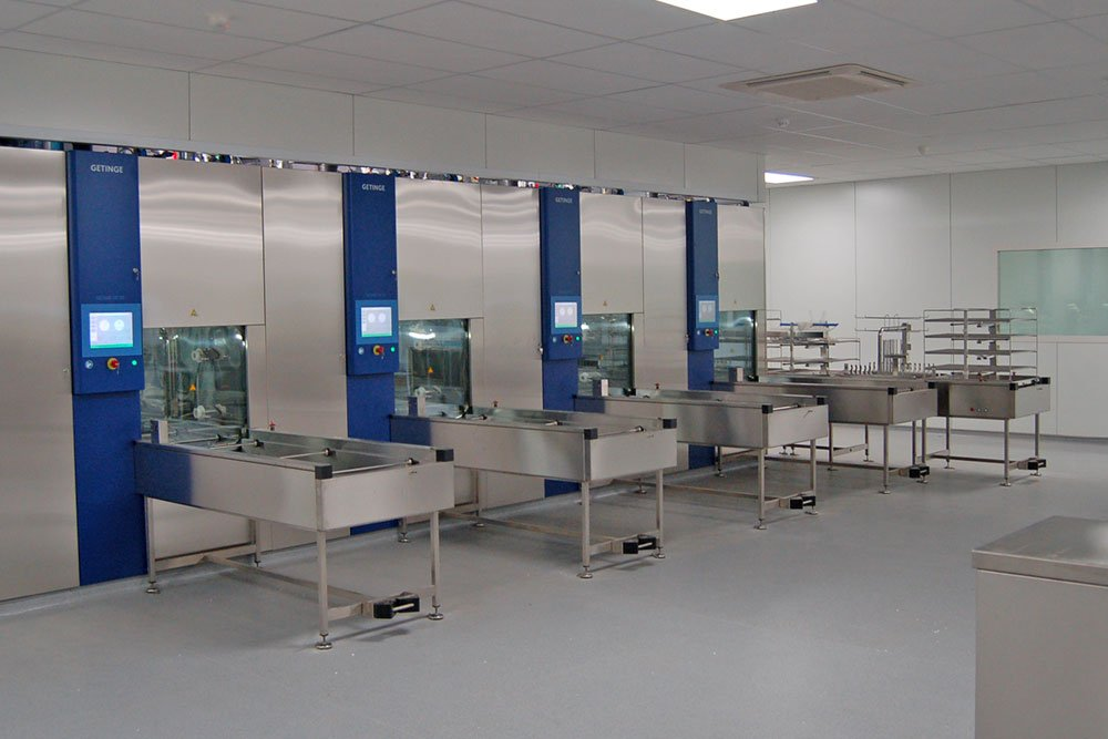 STERIS Sheffield and Leicester NHS