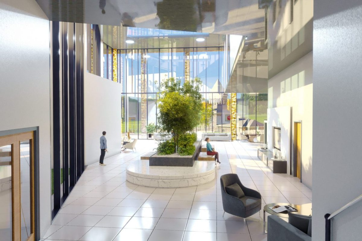Merit Appointed to Build £30m Berwick Hospital